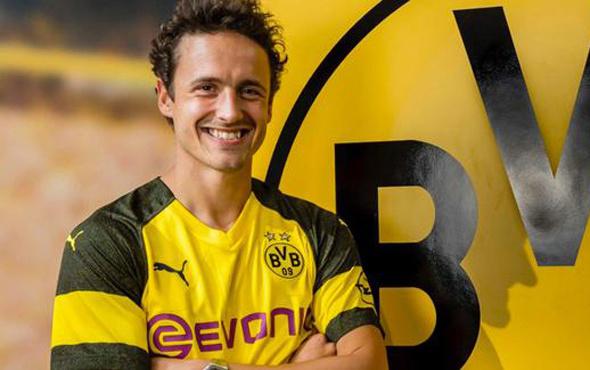 Delaney Dortmund ile resmen anlaştı