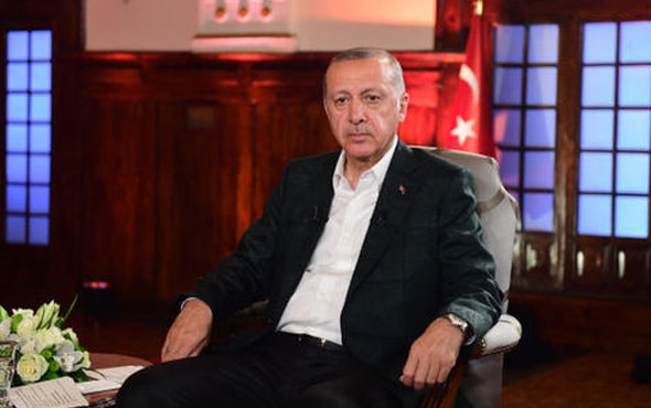 Erdoğan'dan tazminat kararı için ilk yorum