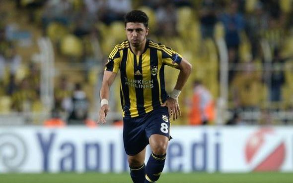 Fenerbahçe'de Ozan Tufan umutlandı