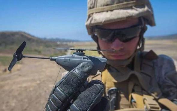 ABD ordusuna yeni silah: Siyah eşek arısı