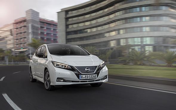 Avrupalılar'ın yeni gözdesi Nissan LEAF! Tam 100 bin adet satıldı