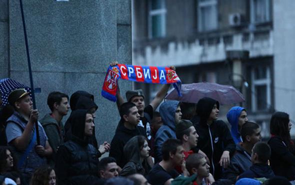 FIFA'dan Sırbistan'a bir ceza daha