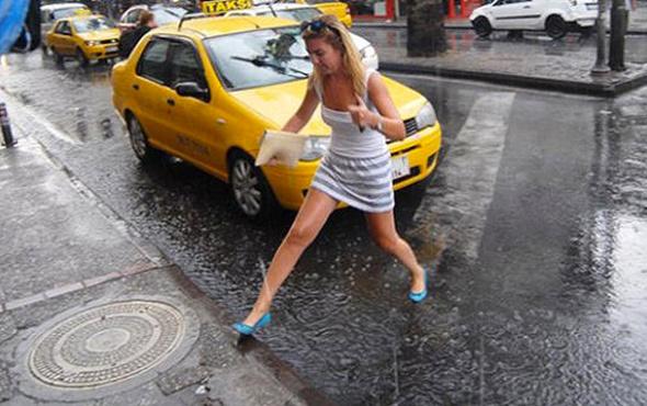 Meteoroloji uyardı: İstanbullular o saatlere dikkat