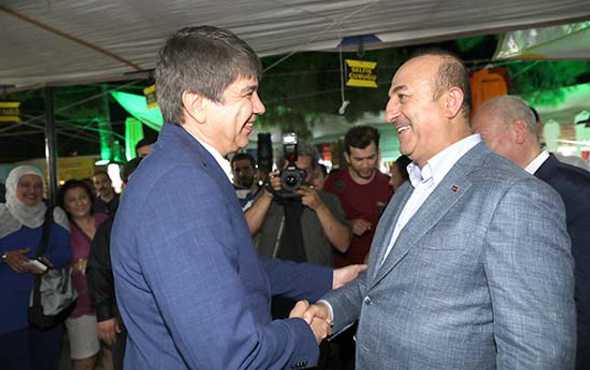 Başkanımız Recep Tayyip Erdoğan'ın Antalya'ya olan ilgisi bizi çok memnun etti