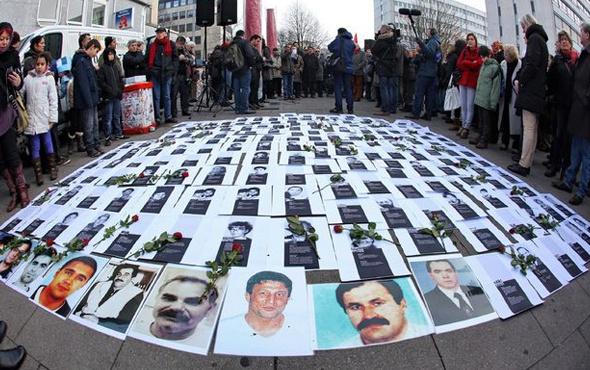 NSU örgütü davasında karar! 8 Türk öldürülmüştü