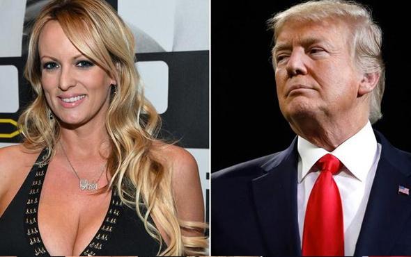 Trump'la cinsel ilişiki itirafı olay olmuştu! Başı fena halde belada