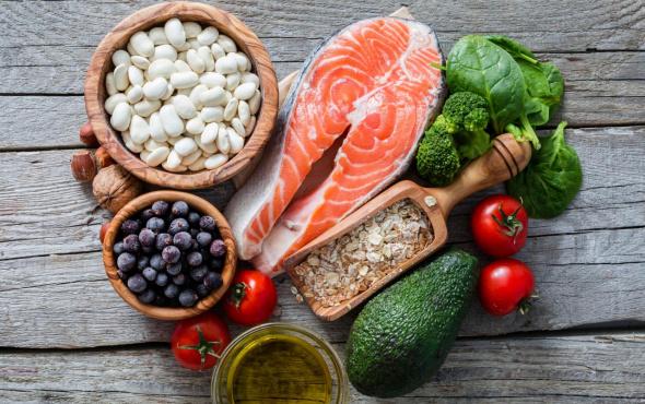 Menopoz da beslenme nasıl olmalıdır?