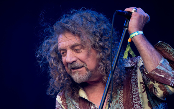 Robert Plant İstanbul'a geliyor