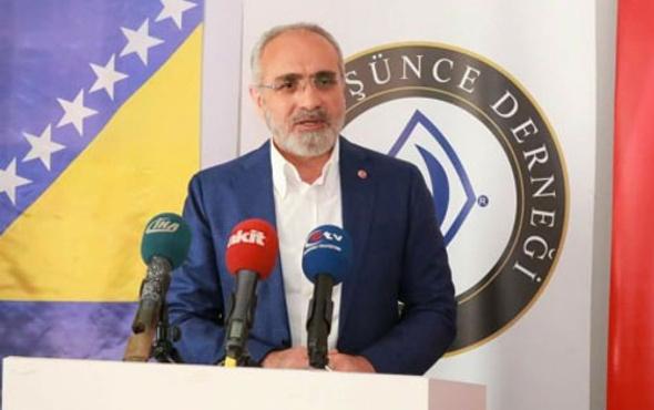 Yalçın Topçu: Mazlumların arkasında Türk milleti var