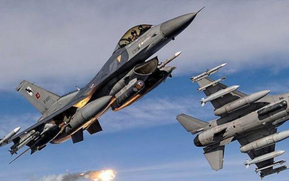 Irak'ın kuzeyi ve Bitlis'e hava harekatı