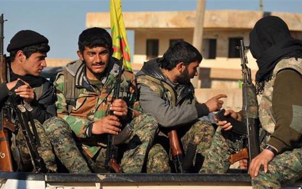 İddia: YPG'liler ABD'nin verdiği silahları karaborsada satıyor