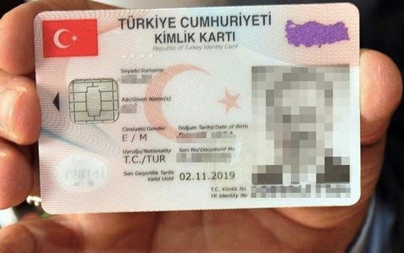Yeni kimlik randevu alma portalı 2018-TC ile giriş ekranı