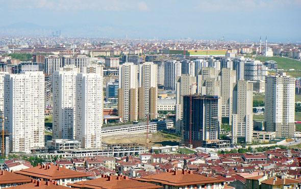 İstanbul'da 221 bin boş konut satılmayı bekliyor