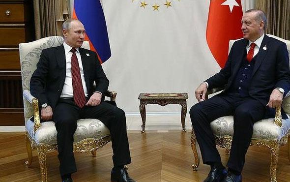 Putin en çok Erdoğan ile görüşmüş, Trump ise...