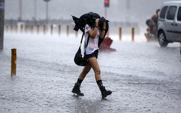 Meteoroloji'den yarın için kritik uyarı!