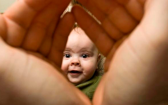 Bebeğiniz 'Ce Eee oyununa' tepki vermiyorsa dikkat
