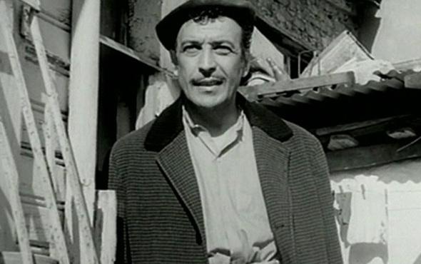 Sadri Alışık'ın kayıp filmi gün yüzüne çıktı! Hem de bakın nerede bulundu