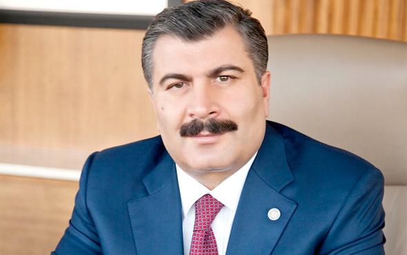 Raporlu hastalar için Sağlık Bakanı'ndan flaş açıklama