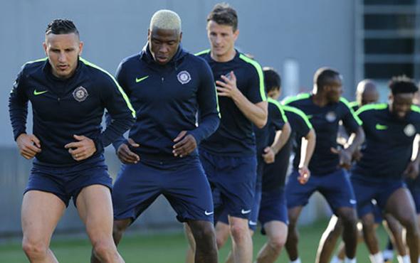 Osmanlıspor'un yeni sezon hazırlıkları