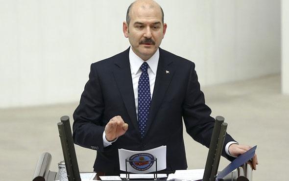 CHP'li vekiller Soylu'yu protesto etti