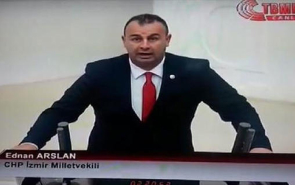 CHP Milletvekili Arslan'ı yıkan haber