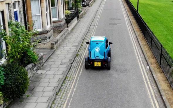 Yapay zeka kısa sürede otomobil kullanmayı öğrendi!