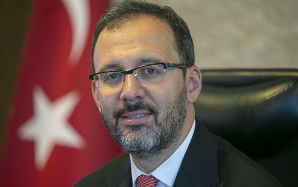 Yeni Gençlik ve Spor Bakanı Mehmet Muharrem Kasapoğlu kimdir bakın aslen nereli