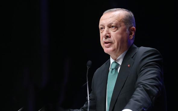 Erdoğan'dan 'başkanım mı diyeceğiz' sorusuna yanıt