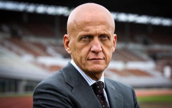 Collina UEFA'daki görevini bıraktı!