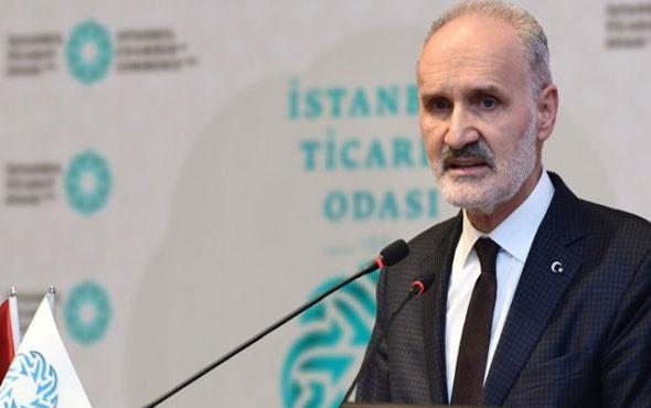 İTO Başkanı yükselen döviz için: 'Kuklaya değil kuklacıya bakın'