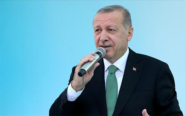 Cumhurbaşkanı Erdoğan'dan flaş dolar açıklaması!