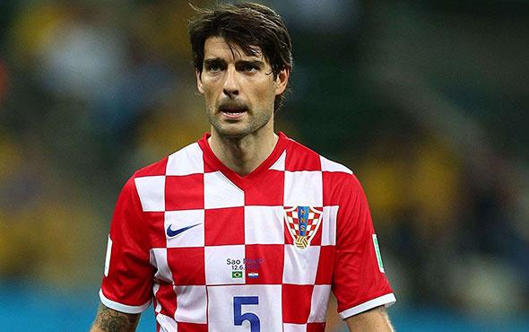 Hırvat oyuncu Corluka milli formaya veda etti