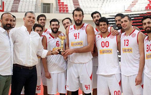 Antalyaspor basketbol liginden çekildi