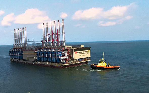 Türk asıllı gemi ülkeyi karıştırdı