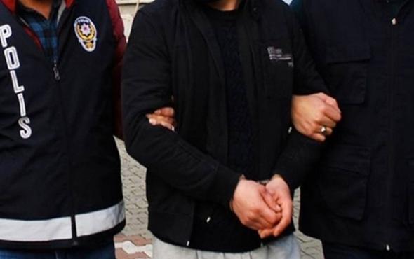 Gasptan yakalanmıştı suç makinesi çıktı
