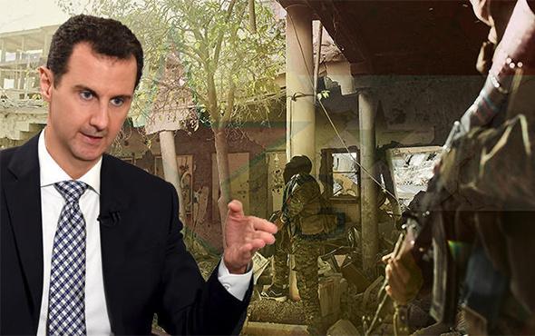 Esed ile terör örgütü YPG bir kez daha masaya oturdu!