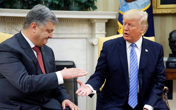 ABD bu kez de Ukrayna'yayı ihanetle suçladı