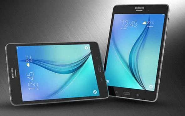 Samsung Galaxy Tab A tanıtıldı!