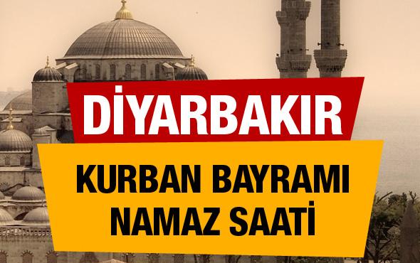 Diyarbakır Kurban bayramı namaz saati : 06:19
