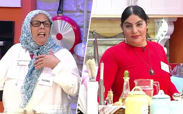 Gelinim Mutfakta Reyhan kimdir Fatma hanımı çileden çıkardı