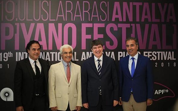 Sanat festivallerinin yeni başkenti Antalya