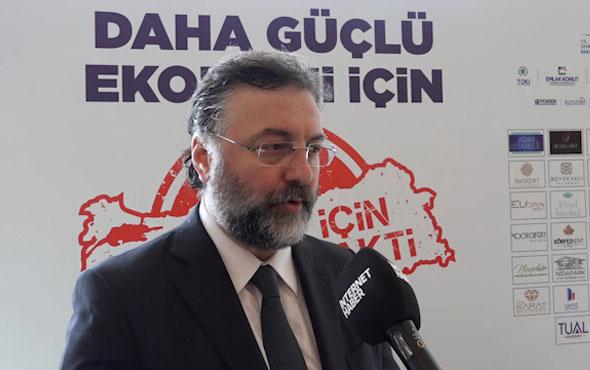 Sur Yapı konut kampanyası sahibi Altan Elmas açıkladı