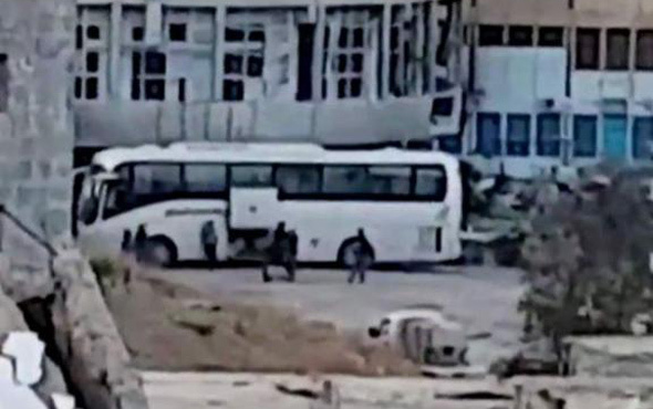 PKK para karşılığı IŞİD'li teröristleri serbest bıraktı...