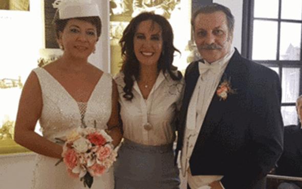 Taner Turan ile Nebahat Nalan Höke  Atatürk'ün evinde evlendi
