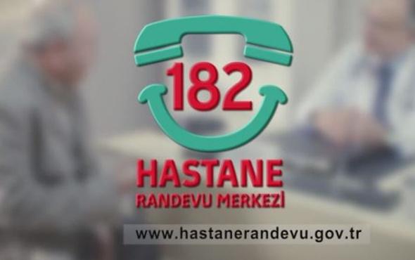 MHRS hastane randevu alma ücretli mi 182 dakikası kaç para?