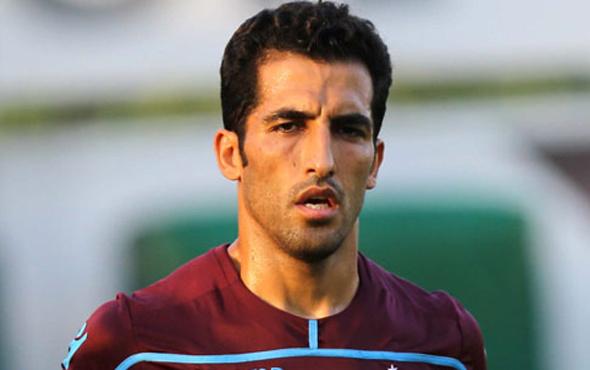 Trabzonspor'dan Vahid Amiri açıklaması