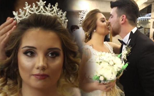 TV 8 Bugün Düğünümüz var programında Aylin Mehmet düğününde neler oldu