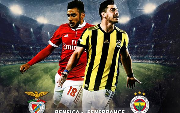 Benfica Fenerbahçe maçını şifresiz canlı veren kanalların frekansı