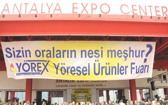 Başkentin yöresel ürünleri Antalya'daki YÖREX Fuarı'nda sergiye çıkmaya hazırlanıyor