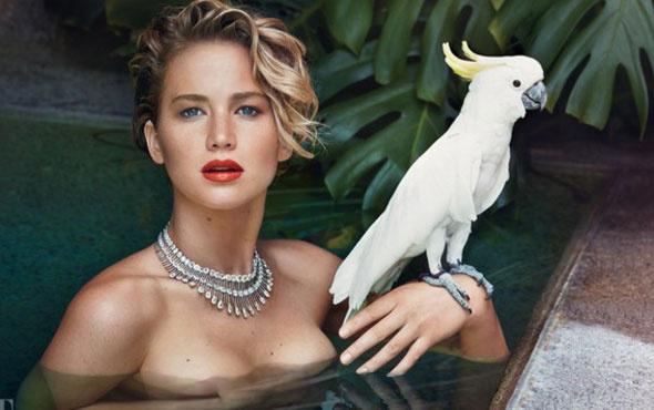 Jennifer Lawrence'ın hacker'ı hakkında karar!